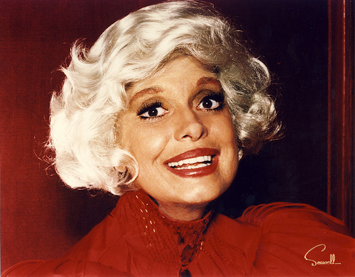 Carol Channing - Picture Actress