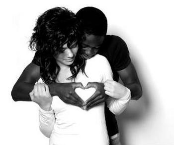 interracial relationship black and white