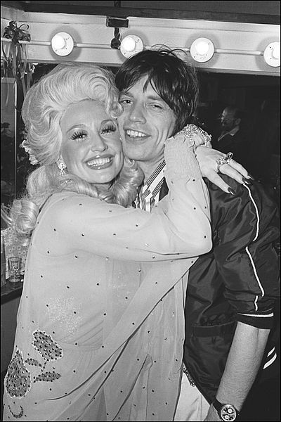 dolly and mick