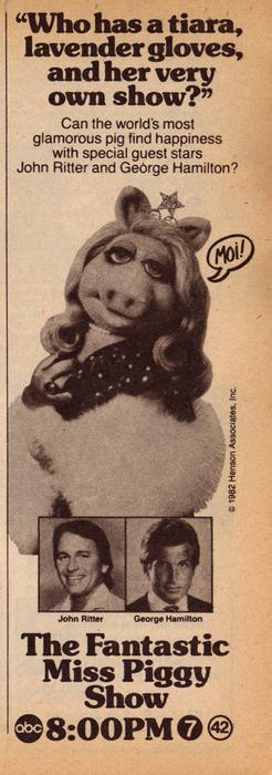 miss piggy show