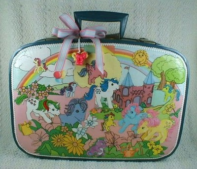 my little pony suitcase