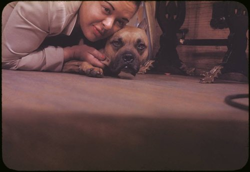 billie holiday and dog