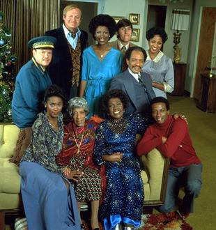 Jeffersons-Cast