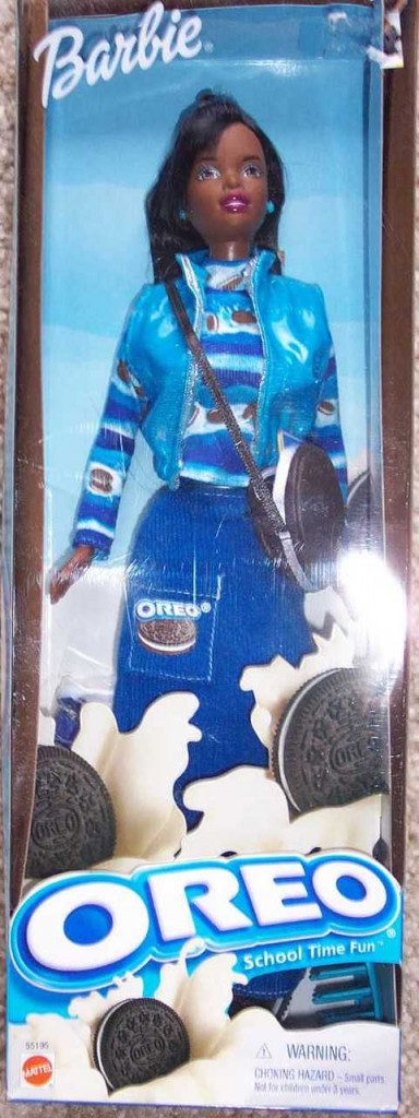 oreo barbie: black edition | mulatto diaries