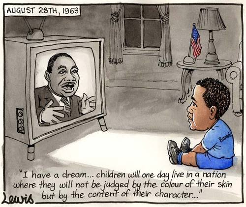 a brief history of the work done by martin luther jr king Martin luther king, jr was an activist and pastor who promoted and organized  non-violent protests he played a pivotal role in advancing civil rights in a.