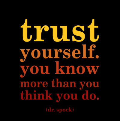 quotes on trust pics. trust yourself