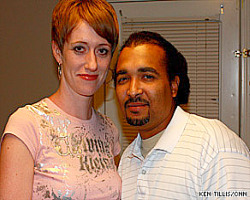 interracial couple