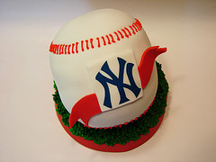 yankee cupcake