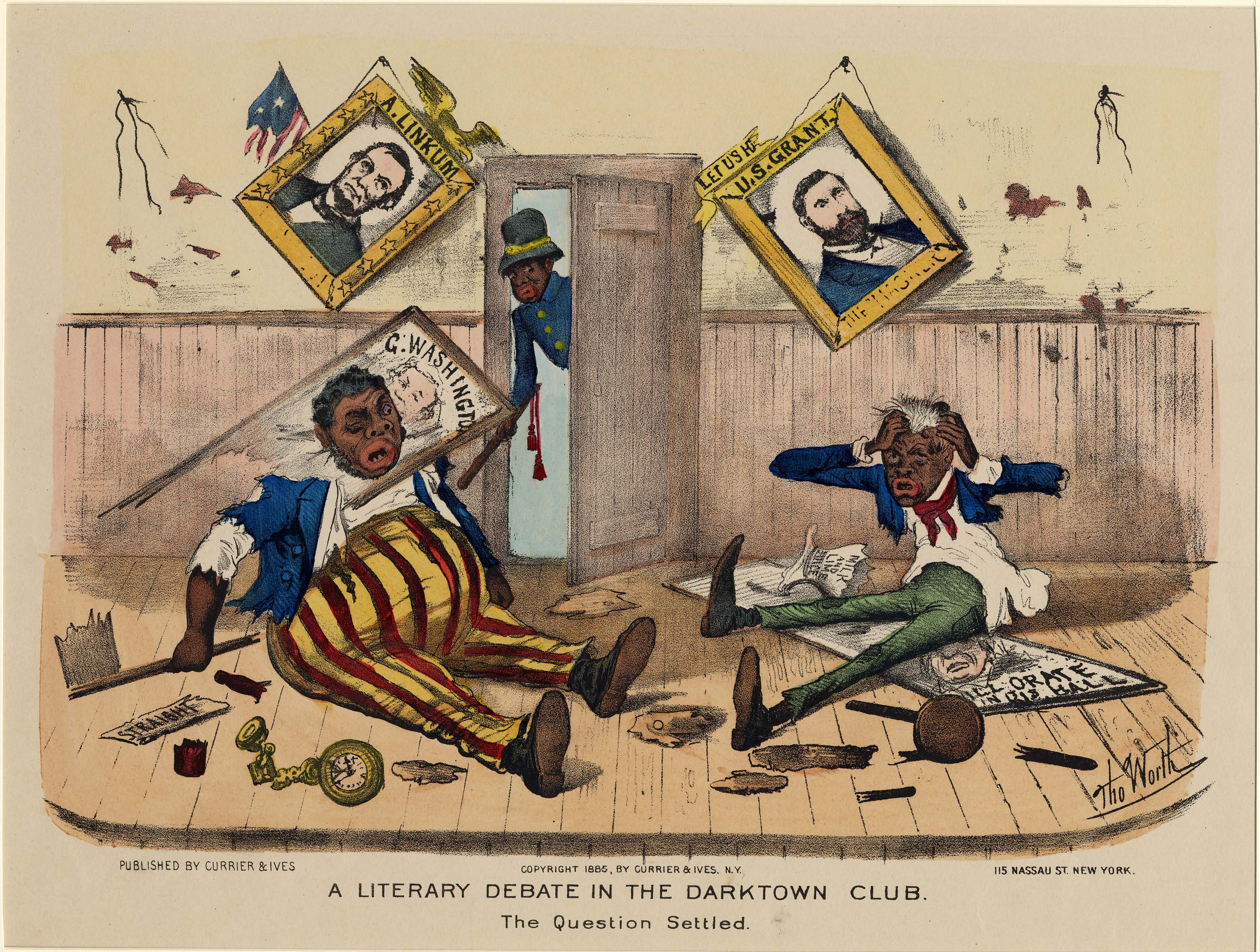 an analysis of the reconstruction of the african americans The topic of this lesson is reconstruction and the subsequent attempts to help newly freed african americans adjust to, and sustain their freedom.