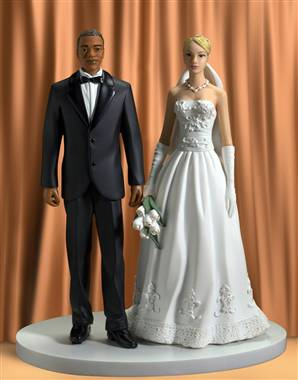 black man white woman wedding cake topper uk 466 btw my cousin married a white i m curious 11870