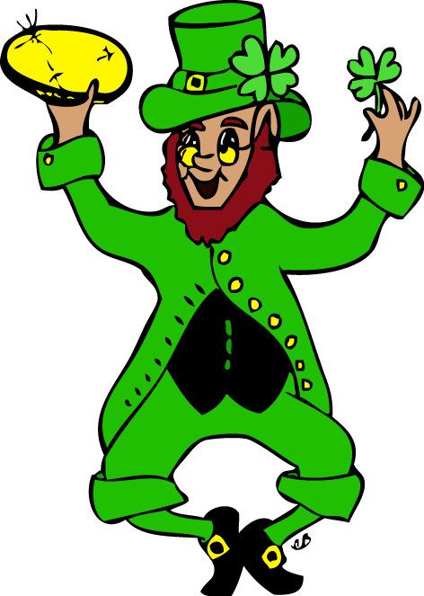 StPatricksDayLeprechaun_color