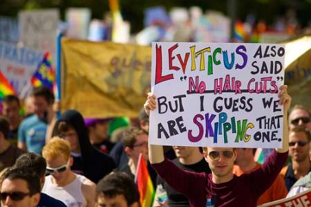 gay, bible leviticus