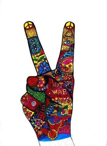artful peace hand
