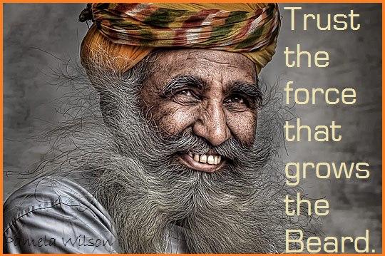 beard force
