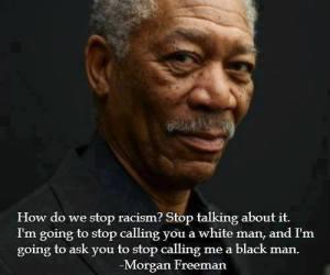 freeman stop racism
