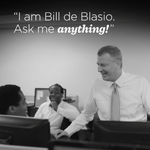 deblasio ask anything