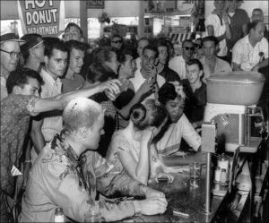 woolworth counter freedom riders