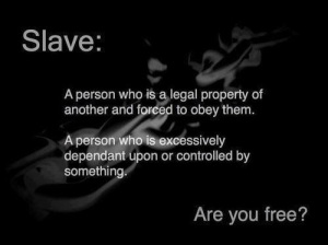 slave are you free