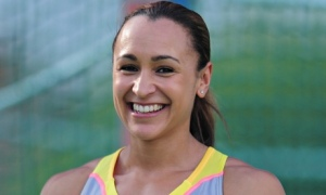 Jessica Ennis is a positive role model for people of mixed race